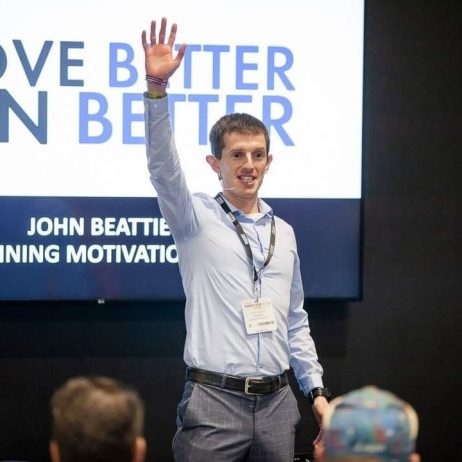JOHN BEATTIE (COACH & FOUNDER)